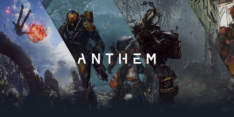 Anthem PC Game Download