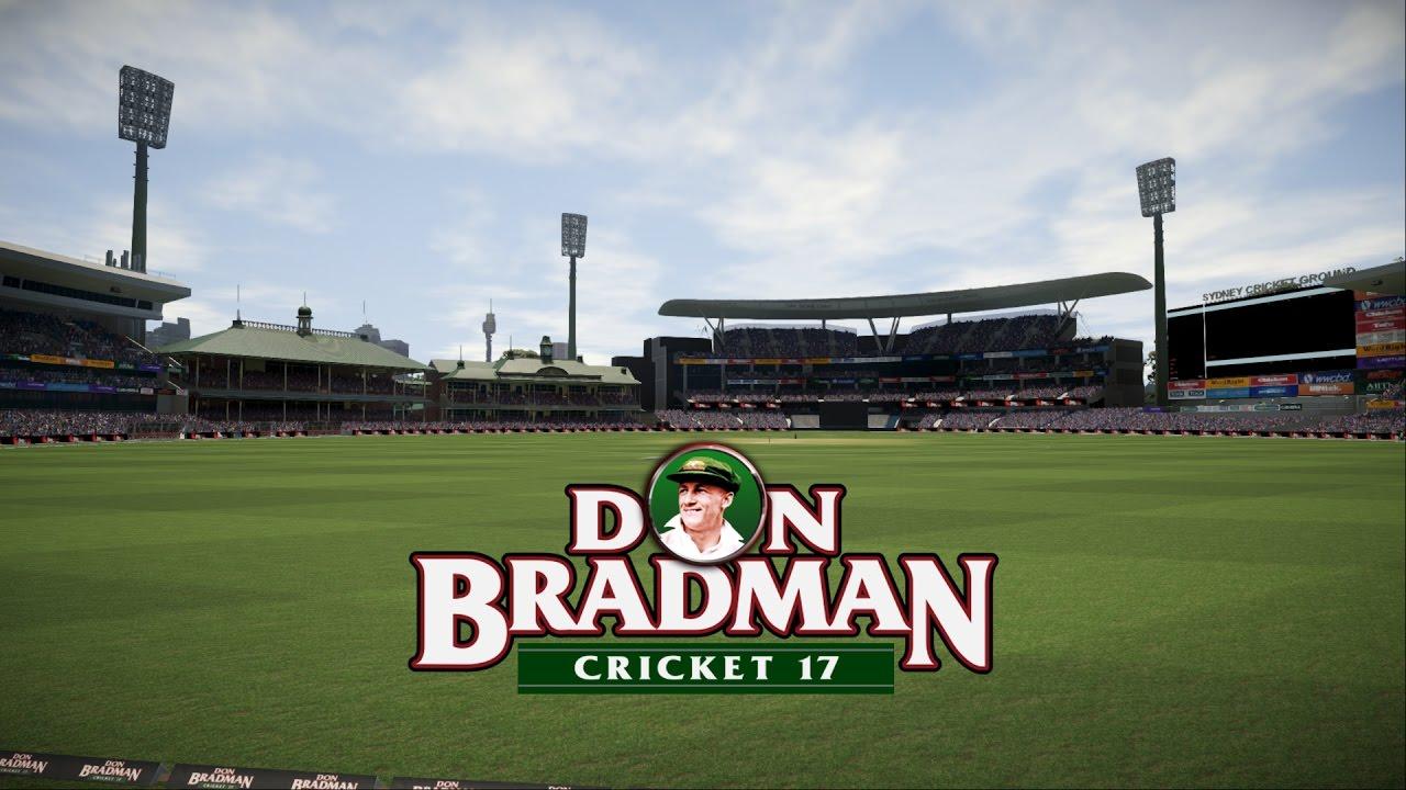 Don Bradman Cricket 17 PC Game Download