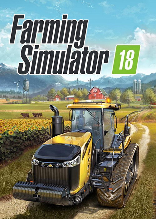 Description FS 18 PlayStation Farming Simulator 2020 Become a modern farmer in Farming Simulator 18! Plant, harvest, and trade in crops, including for the first time sunflowers. Diversify your activity with animal husbandry and forestry. Develop and expand your very own farm. wherever you go.