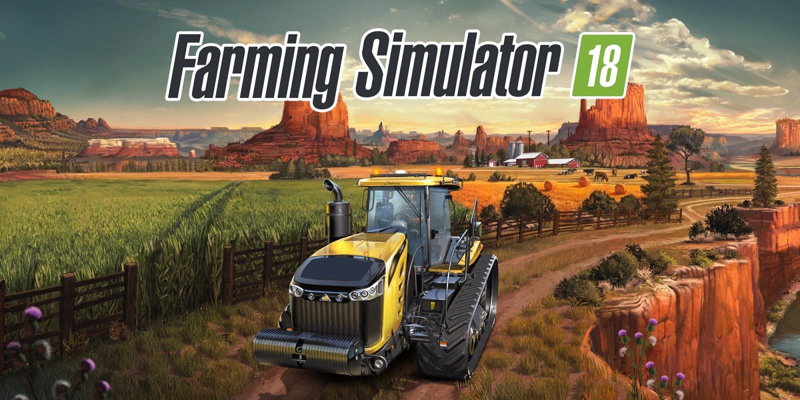 Farming Simulator 18 Full Version PC Game Free Download