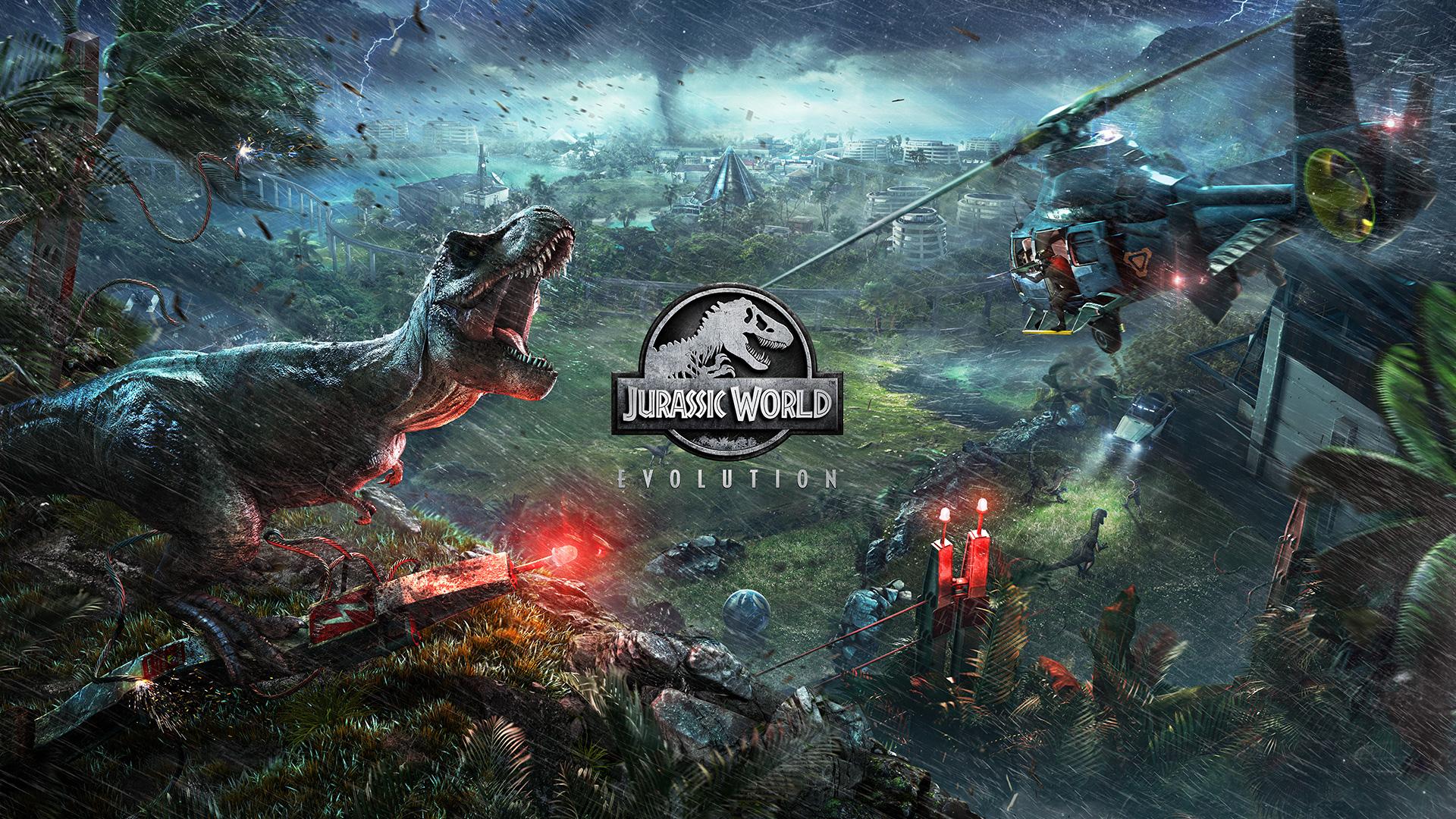 Jurassic world evolution free downloads