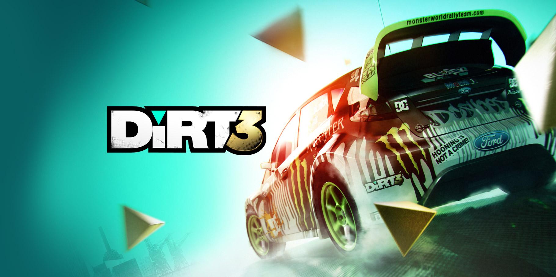 Dirt 3 PC Download