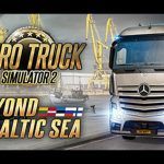 Euro Truck Simulator 2 Beyond the Baltic Sea PC Download