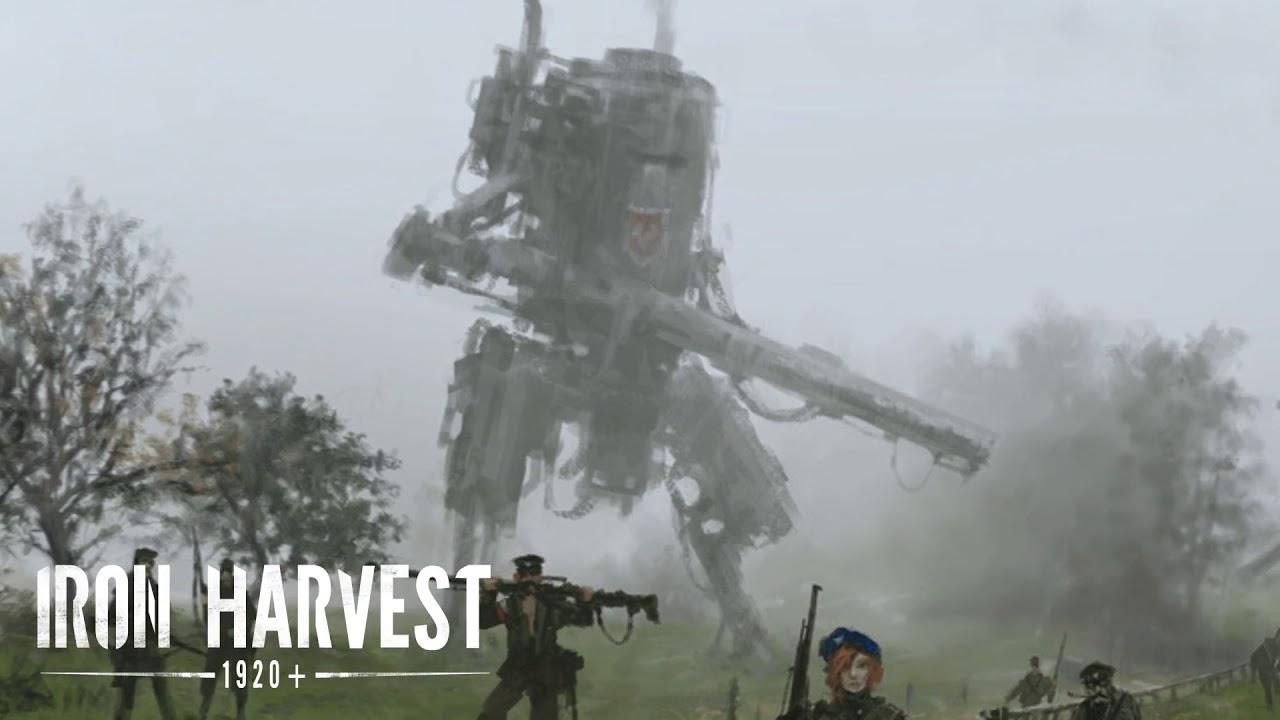 Iron Harvest PC Download