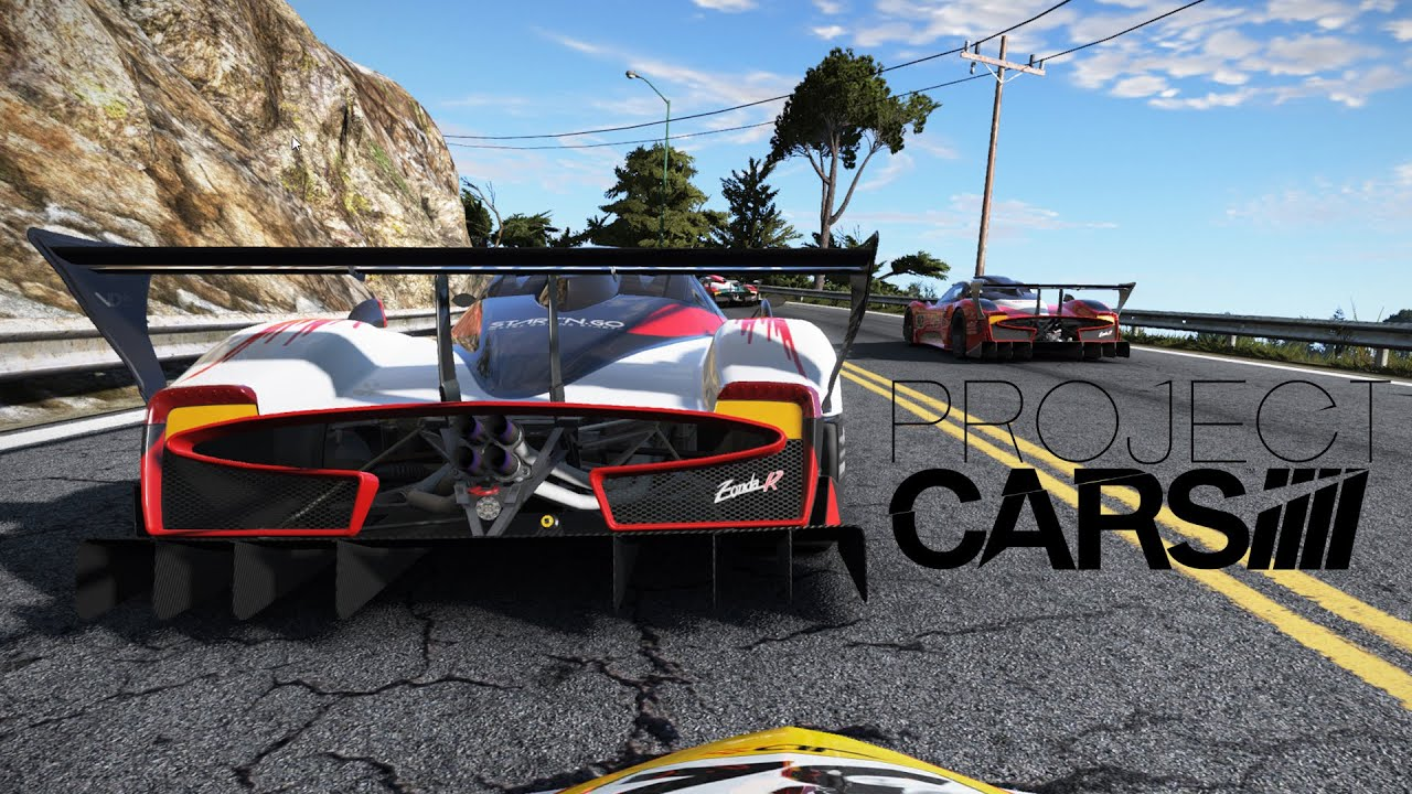 Project Cars PC Download
