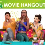 The Sims 4 Movie Hangout Stuff PC Download