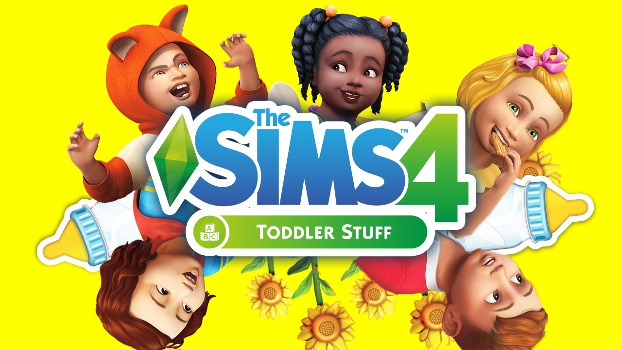 The Sims 4 Toddlers Stuff PC Free Full Version Download - Yo