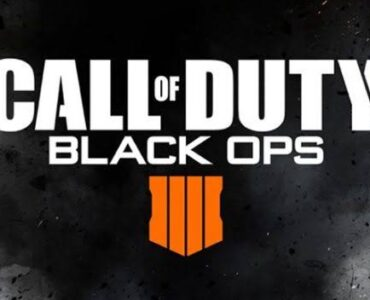 Call of Duty- Black Ops 4