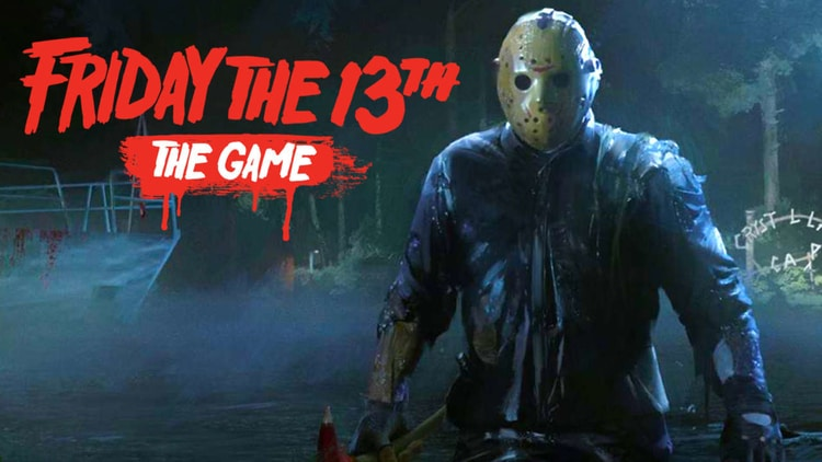 Friday the 13th. The Game