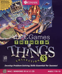 Thinkin' Things Collection 3 Game