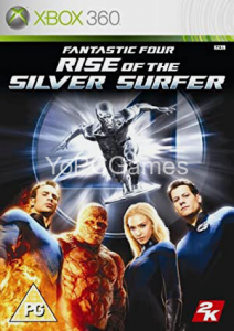 Fantastic Four: Rise of the Silver Surfer PC Full