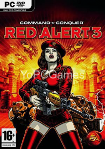 Command & Conquer: Red Alert 3 PC Full