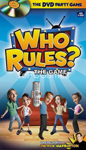 Who Rules? The Game Game