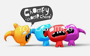 Chompy Chomp Chomp Game