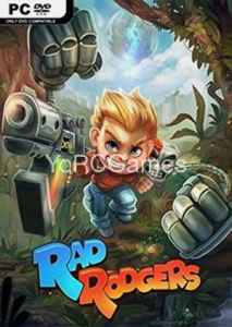 Rad Rodgers Game
