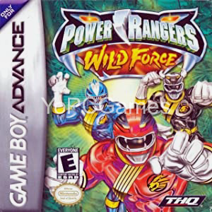 Power Rangers Wild Force PC Game