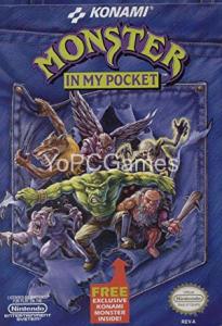 Monster in My Pocket PC Full