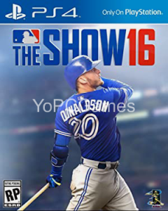 MLB 16: The Show PC Full