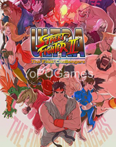 Ultra Street Fighter II: The Final Challengers Full PC