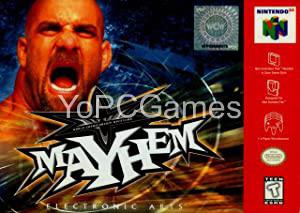 WCW: Mayhem PC