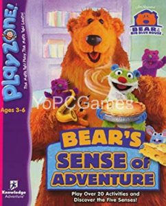 Bear in the Big Blue House: Bear's Sense of Adventure Full PC