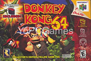 Donkey Kong 64 PC Full