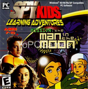 Spy Kids Learning Adventures: Mission - The Man in the Moon Game