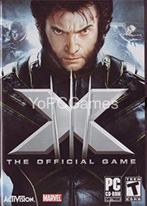 X-Men: The Official Game PC Game