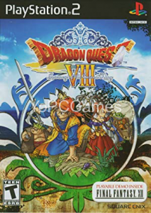 Dragon Quest VIII: Journey of the Cursed King PC