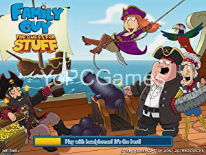 Family Guy: The Quest for Stuff Game