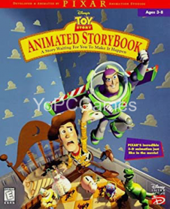 Disney's Animated Storybook: Toy Story Game