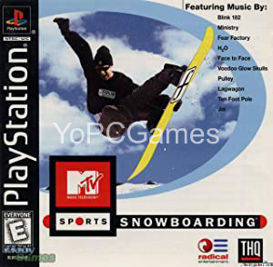 MTV Sports: Snowboarding Game