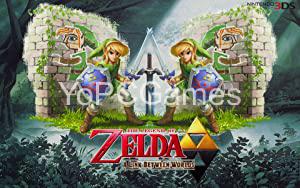The Legend of Zelda: A Link Between Worlds Game