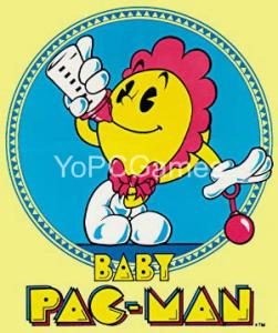 Baby Pac-Man PC Full