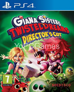 Giana Sisters: Twisted Dreams PC Game
