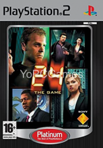 24: The Game PC Full