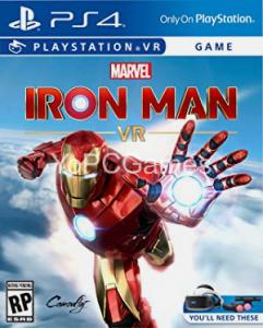 Marvel's Iron Man VR PC Full