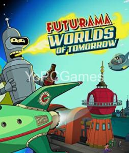 Futurama: Worlds of Tomorrow Game