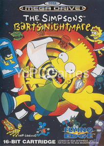 The Simpsons: Bart's Nightmare PC Full