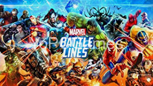 Marvel Battle Lines Game