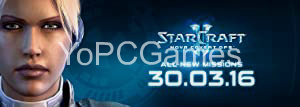 StarCraft 2: Nova Covert Ops PC Full