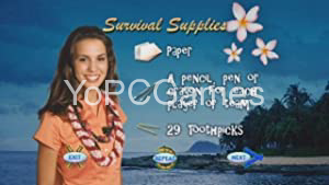 Even Stevens' Survival Challenge PC Game
