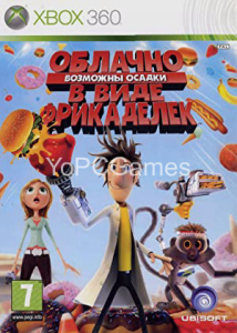 Cloudy with a Chance of Meatballs Full PC