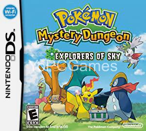 Pokémon Mystery Dungeon: Explorers of Sky PC