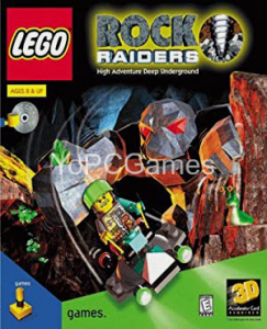 Lego Rock Raiders Game