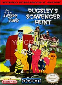 The Addams Family: Pugsley's Scavenger Hunt PC Full