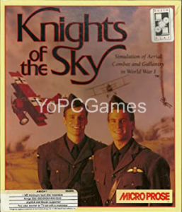 Knights of the Sky Full PC