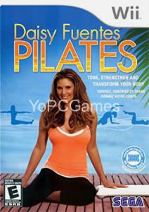 Daisy Fuentes Pilates Game