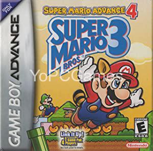 Super Mario Advance 4: Super Mario Bros. 3 Game