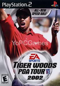 Tiger Woods PGA Tour Golf 2002 PC